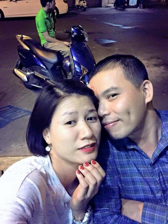 Trang Trần sống vui vẻ, thoải mái với những người bạn