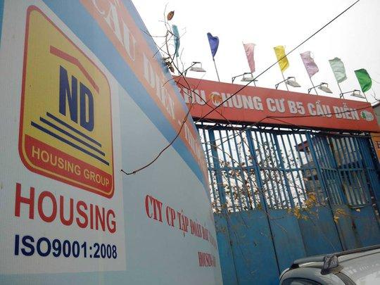 Housing Group là chủ đầu tư dự án