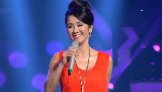 Diva Hồng Nhung với ca khúc Một ngày mới