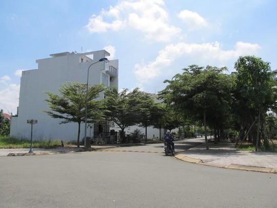 Nhiều sai phạm về mẫu nhà, quy hoạch tại dự án khu dân cư Gia Hòa, quận 9