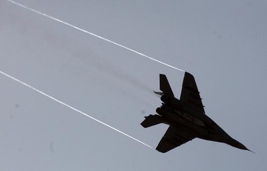 Chiếc tiêm kích Mikoyan MiG-29 của Nga. Ảnh minh họa, nguồn: TAR-TASS