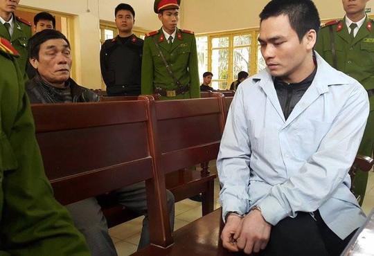 Bị cáo Lý Nguyễn Chung