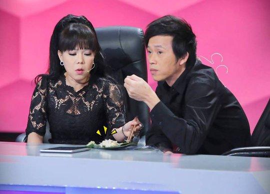 Việt Hương và Hoài Linh