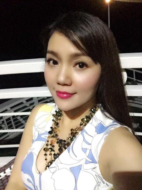Ca sĩ Ngọc Anh cũng lên tiếng kêu gọi trên Facebook
