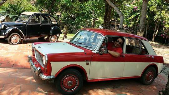 Những chiếc xe này phục vụ cho phim xưa như Chữ trinh