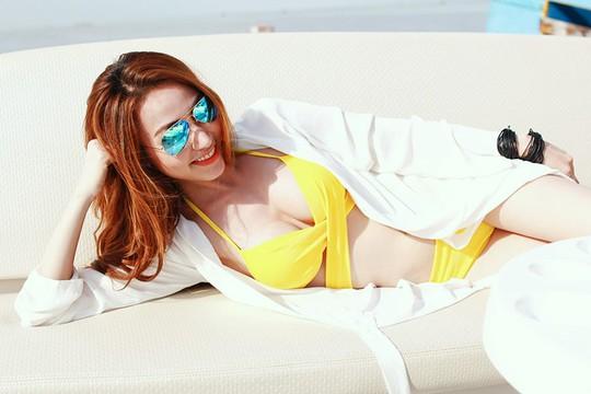 Ngân Khánh trong phim Ma Dai