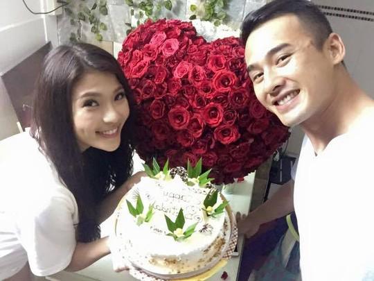 Cặp đôi dự định cưới vào năm sau