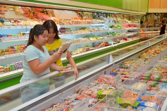Bán lẻ được đánh giá có hoạt động mua bán, sáp nhập sôi động nhất. (Ảnh chụp tại siêu thị Aeon Citimart) Ảnh: TẤN THẠNH