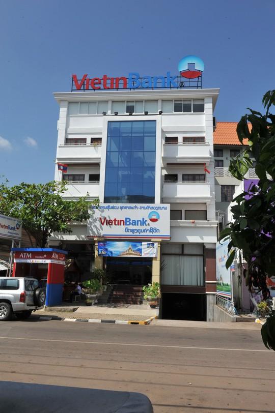 Trụ sở Ngân hàng TNHH Công Thương Việt Nam tại Lào