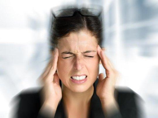 Chấn thương tâm lý có thể gây bệnh cho cơ thể  Ảnh: MNT