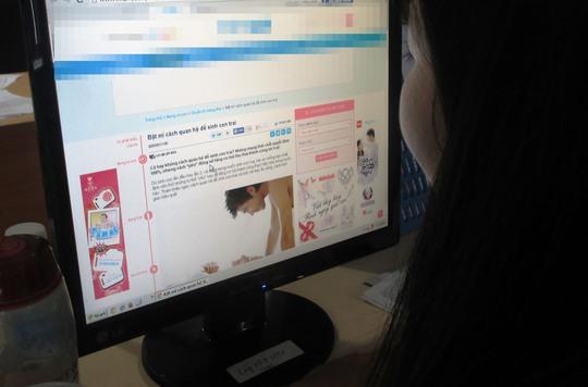 Nhiều người đã tin vào những phương pháp sinh con theo ý muốn được phổ biến tràn lan trên internet