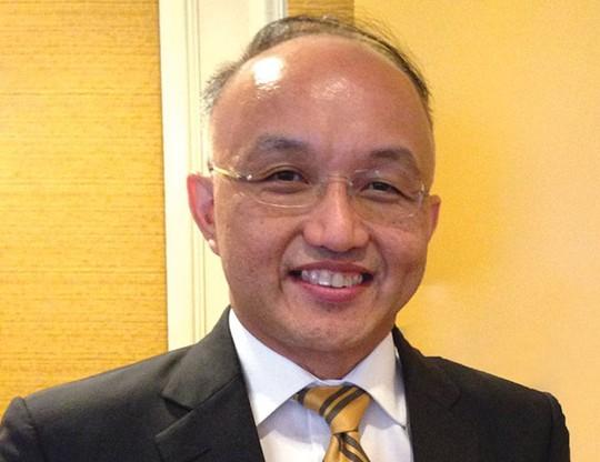 Ông John Chong