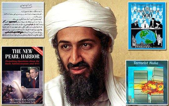 Trùm khủng bố Osama Bin Laden Ảnh: TELEGRAPH