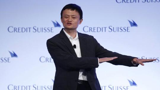 Ông Jack Ma là một trong những tỉ phú tự lập ở châu Á Ảnh: AP