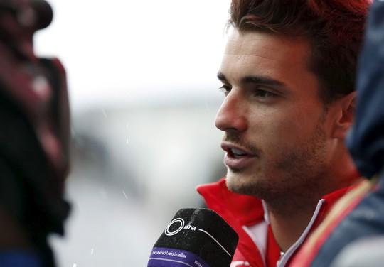 Bianchi ra đi là mất mát lớn với làng đua xe F1   Ảnh: REUTERS