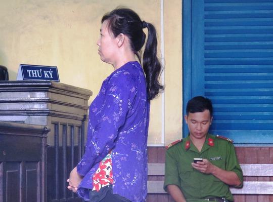 Bị cáo Đặng Hồng Giang