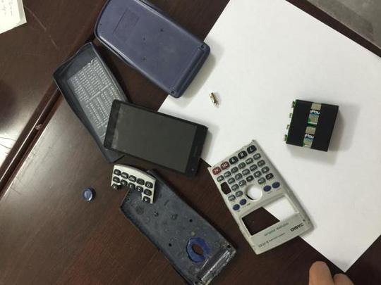Điện thoại di động được ngụy trang là máy tính