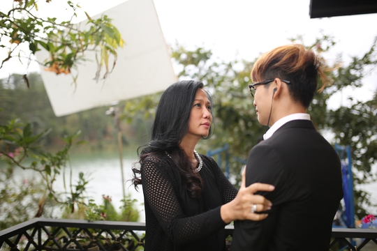 Kim Khánh xuất thần trong phim đề tài đồng tính