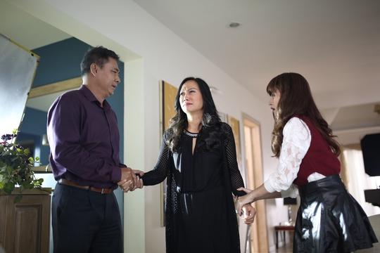 Kim Khánh vào vai người mẹ có con bị đồng tính