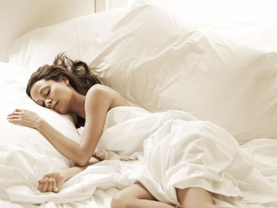 Phụ nữ ít có khả năng bị nhiễm trùng nấm men nếu ngủ trong tình trạng thiếu vải