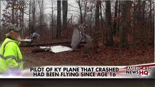 Hiện trường vụ tai nạn. Ảnh: WZTV