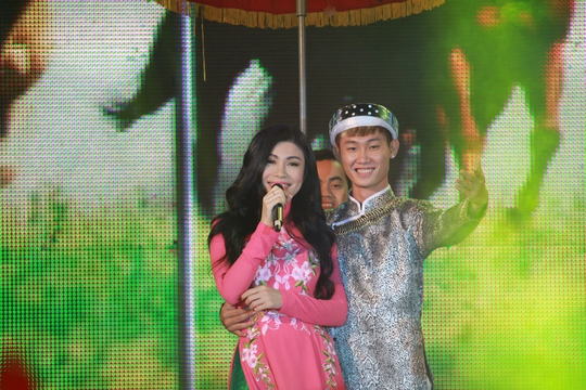 Ca sĩ Uyên Trang