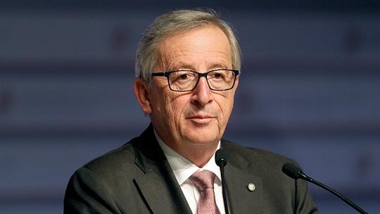 Chủ tịch Ủy ban châu Âu (EC) Jean-Claude Juncker. Ảnh: Reuters