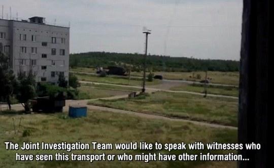 JIT đang tìm kiếm nhân chứng nhìn thấy chiếc xe tải này. Ảnh: Daily Mail