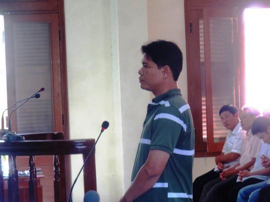 Nhân chứng Nguyễn Trần Nguyên Phúc khai có nghe tiếng la a á trong phòng Kiều khi ăn cơm trưa