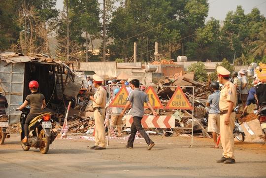 Tai nạn thảm khốc làm 6 người chết: Có thể do xe mất thắng