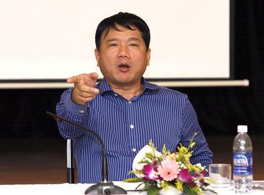 Bộ trưởng Đinh La Thăng. Ảnh: KỲ ANH