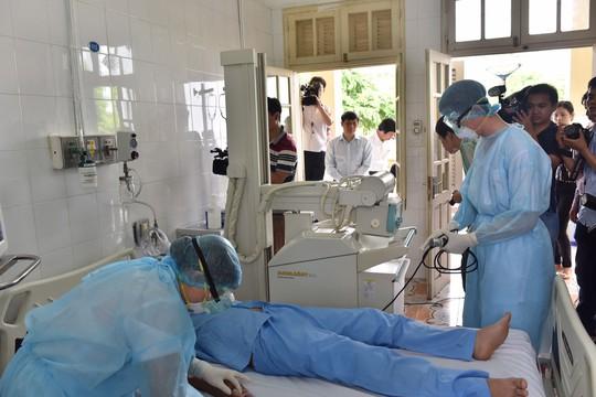Diễn tập tình huống giả định Việt Nam ghi nhận ca nhiễm MERS-CoV