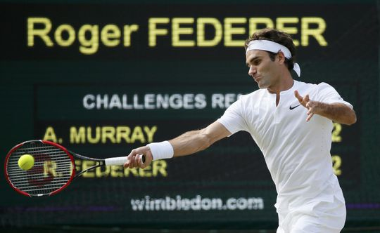 Federer vừa bản lĩnh, vừa hay