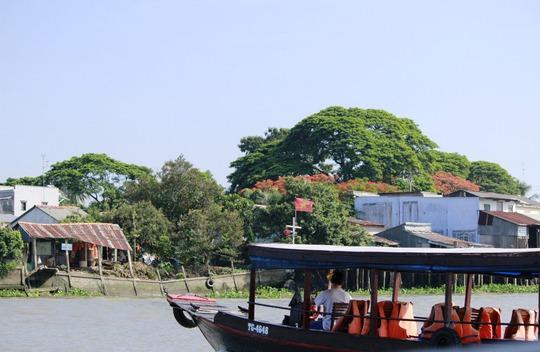 Vùng ĐBSCL có đầy tiềm năng nhưng sản phẩm về du lịch lại khá nghèo nàn. Ảnh: T.Nguyễn