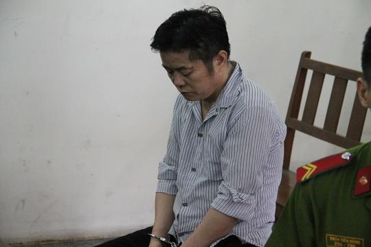 Bị cáo Yan Jian Feng