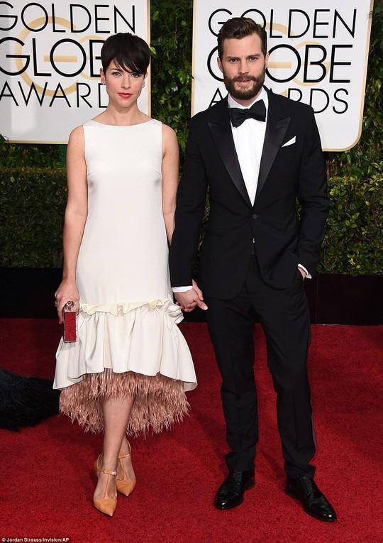 Jamie Dornan và vợ