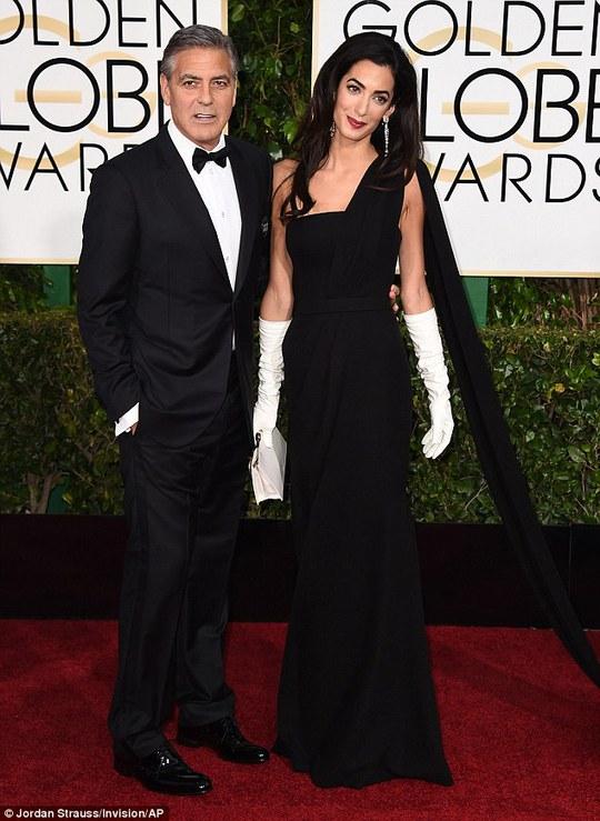 Vợ chồng George Clooney