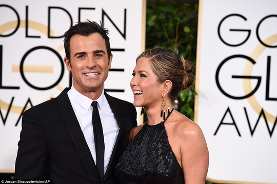 Justin Theroux và Jennifer Aniston