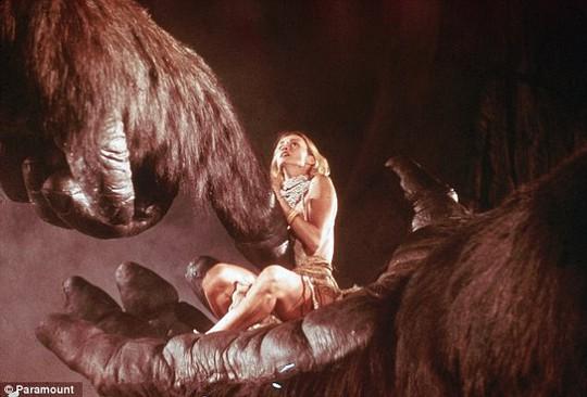 Vai trong King Kong được giao cho người khác