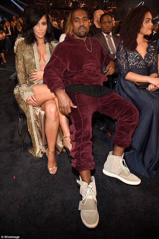 Kim Kardashian và chồng Kanye