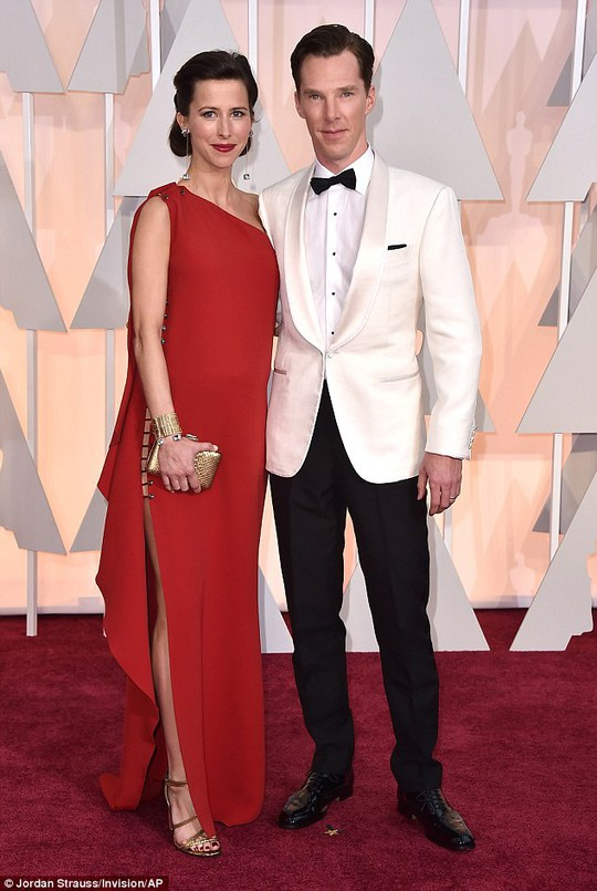 Benedict Cumberbatch nhận tước hiệu cao quý ở tuổi 38