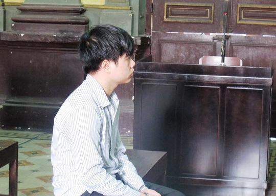 Bị cáo Nguyễn Văn Chi tại tòa