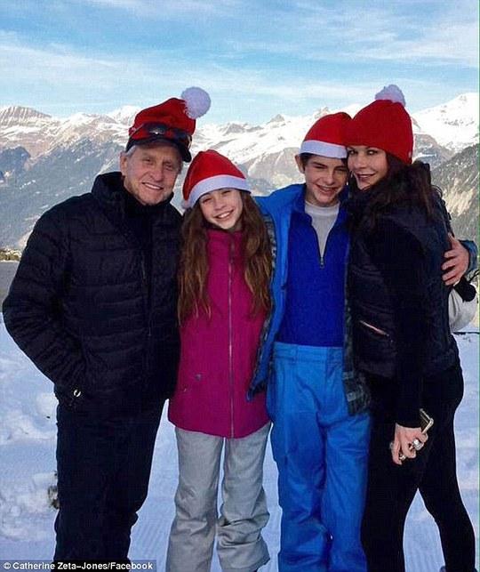 Gia đình Michael Doughlas