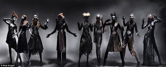 Những bức ảnh theo phong cách Gothic