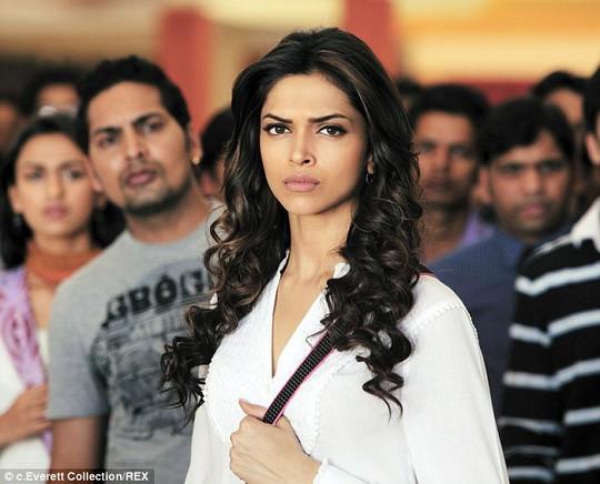 Nữ diễn viên Bollywood Deepika Padukone