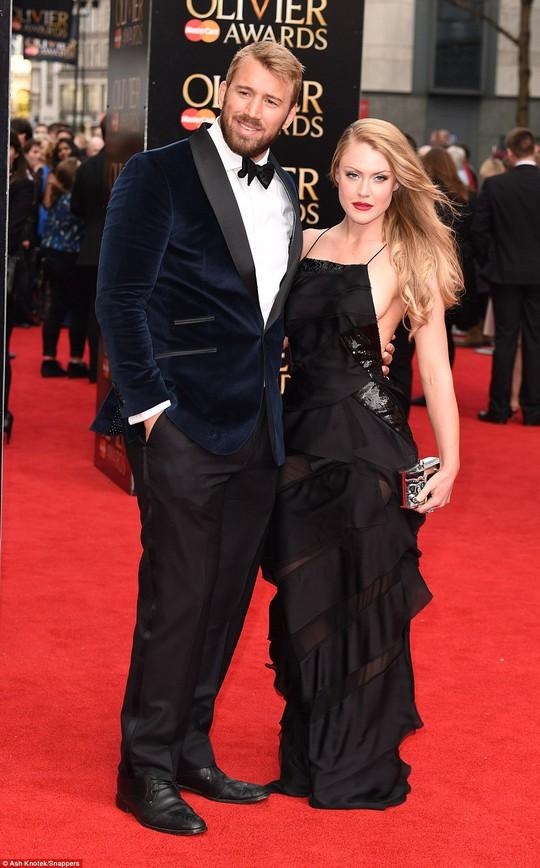 Camilla và chồng