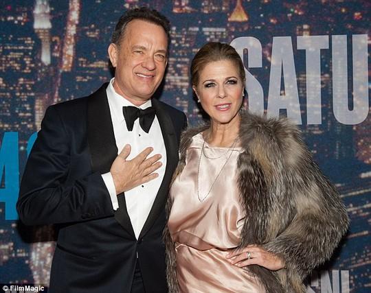 Nữ diễn viên Rita Wilson, vợ tài tử Tom Hanks