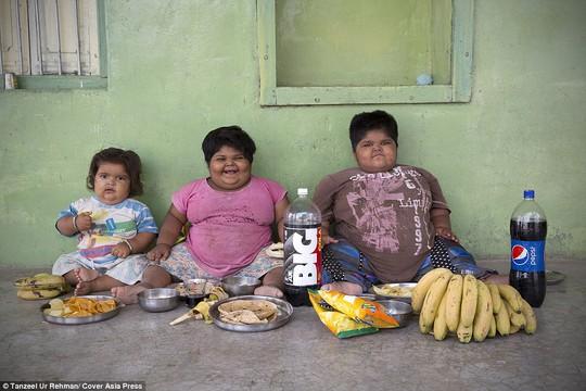 Thức ăn vặt một lần cho mỗi bé
