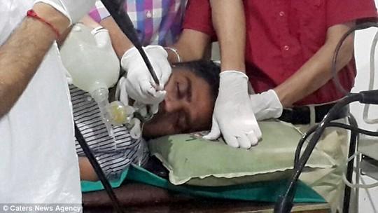 Bệnh nhân Rajpal Singh