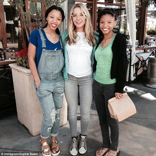 Ba cô gái được công ty của Beyonce ký hợp đồng